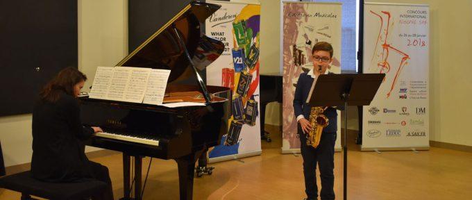 Thomas Sinoimeri, un jeune talent du Conservatoire de Mulhouse
