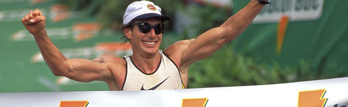 Mark Allen, un athlète hors norme