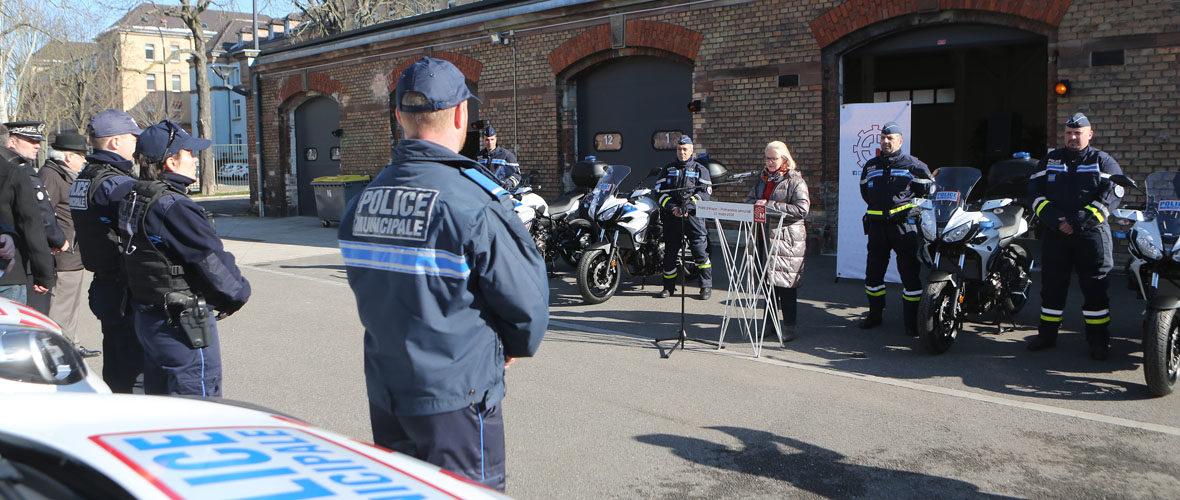 La sécurité, première priorité de la Ville   M+ Mulhouse
