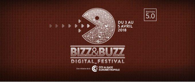 Bizz & Buzz : le festival de l'Alsace numérique