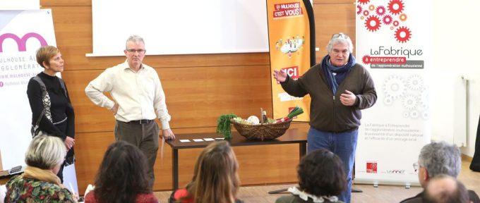 L'épicerie participative de Mulhouse prend forme