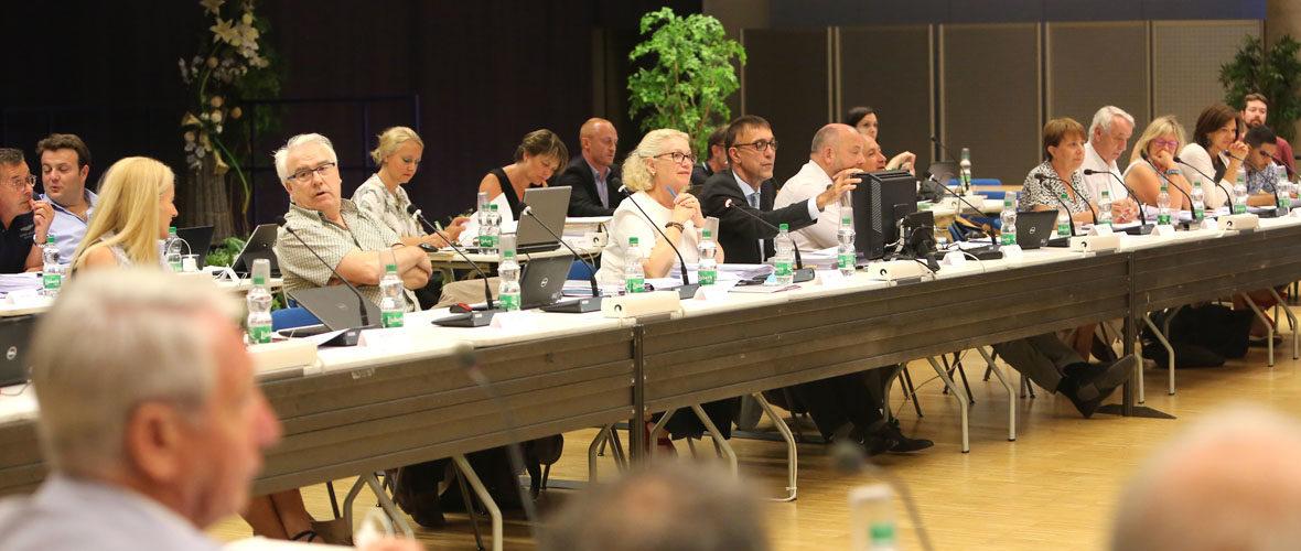 L'essentiel du conseil municipal de Mulhouse | M+ Mulhouse