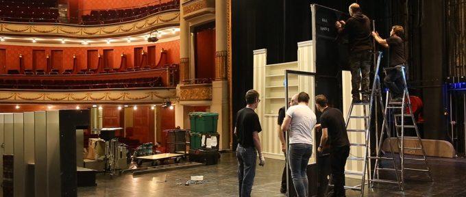 [VIDEO] Dans les coulisses du Théâtre de la Sinne