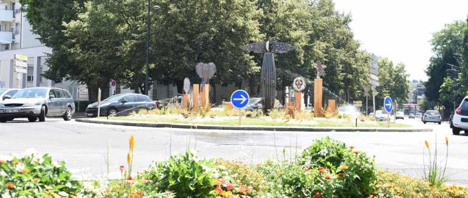 Fleurissement: 1er prix de la créativité pour Mulhouse