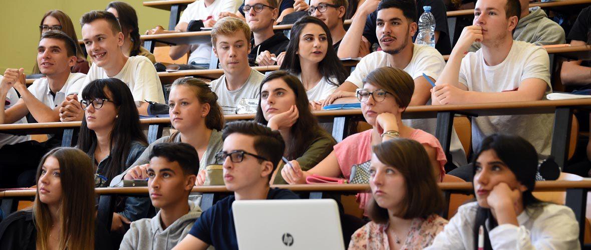 Post-bac: s'inscrire à l'Université de Haute-Alsace | M+ Mulhouse