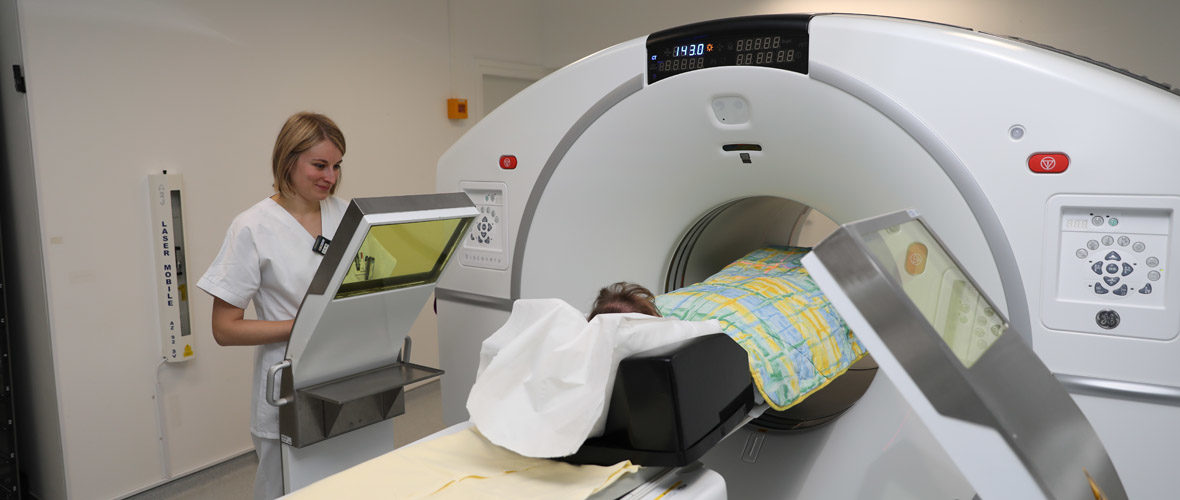 Un Tep scan « aux performances révolutionnaires » à l'hôpital Emile Muller | M+ Mulhouse