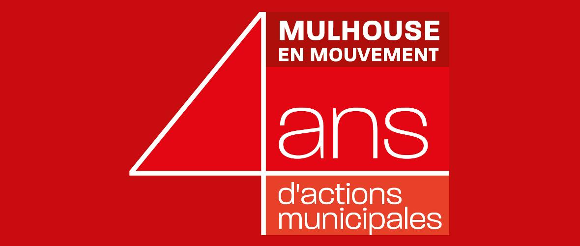 4 ans d'actions municipales au sommaire de votre supplément thématique M+   M+ Mulhouse