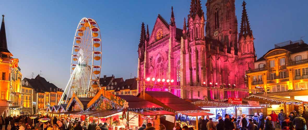 Sortir ce week-end à Mulhouse: le Marché de Noël mais pas seulement… | M+ Mulhouse