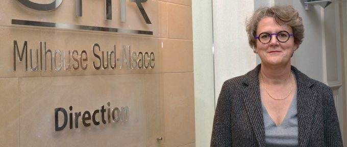 Corinne Krencker à la tête du Groupe hospitalier de la région de Mulhouse et Sud-Alsace
