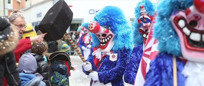 Carnaval de Mulhouse : la cavalcade de ce dimanche après-midi annulée