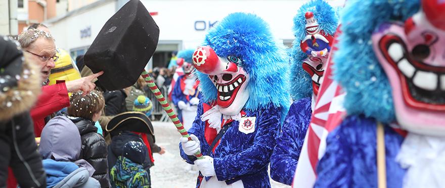 Carnaval de Mulhouse : la cavalcade de ce dimanche après-midi annulée | M+ Mulhouse