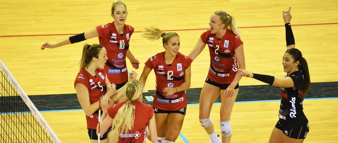 Coupe de France : Final Four de volley féminin