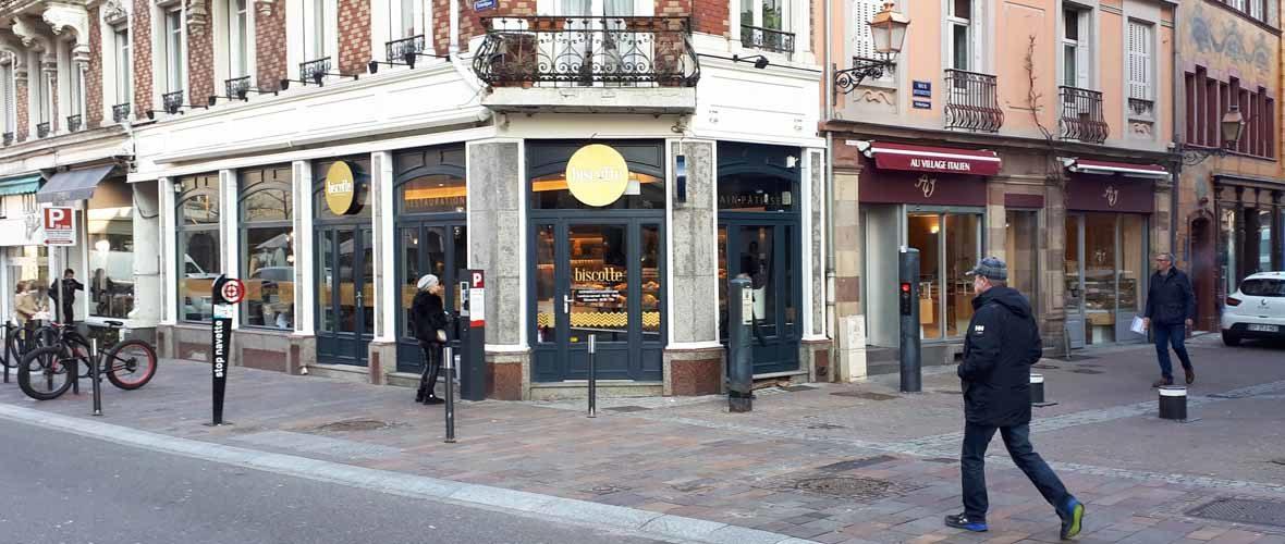 Commerces: quoi de neuf au centre-villede Mulhouse ? | M+ Mulhouse