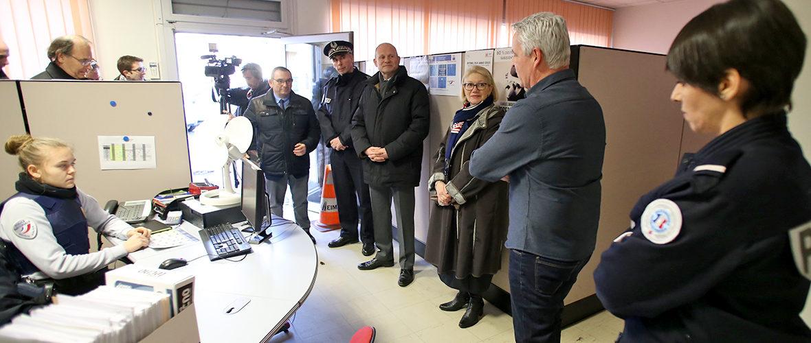 Police: des effectifs supplémentaires à Bourtzwiller | M+ Mulhouse