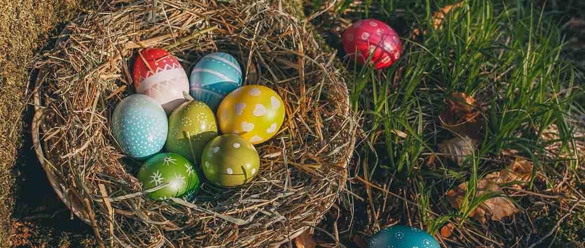 Fêter Pâques dans le cadre du week end Famille +