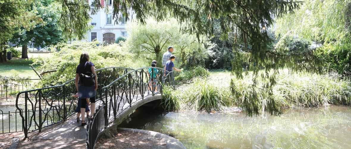 « Mulhouse, grandeur nature ! » au sommaire de votre supplément thématique M+   M+ Mulhouse