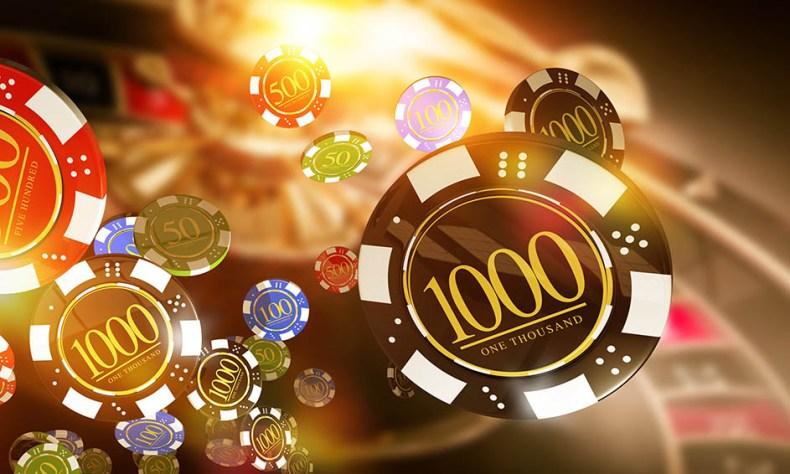 ■オンラインカジノが人気となっている