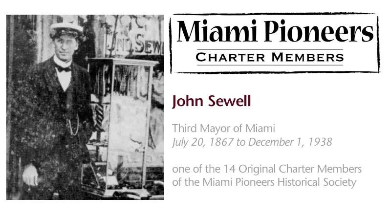 MP/NOD Charter Members: John Sewell