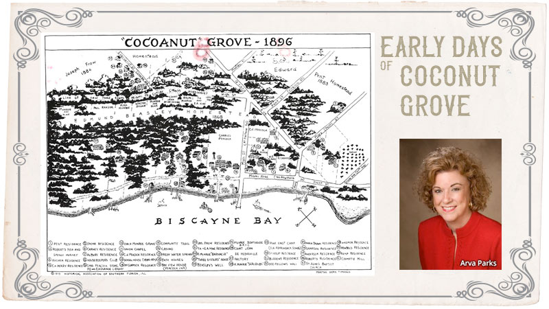 Arva Parks – Early Days of Coconut Grove