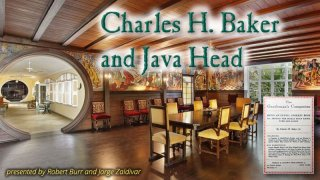 Feb 21 - Charles H. Baker and Java Head