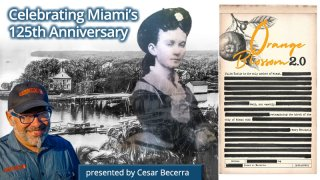 August 1 - Cesar Becerra - Miami's 125th Anniversary