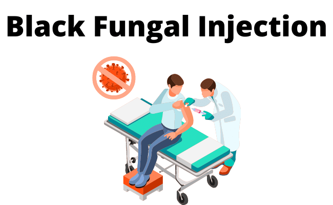 Black Fungal Injection