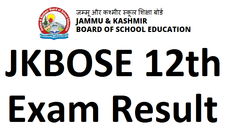 JKBOSE 12th Class Result 2021 Search By Name, Roll No, Jammu/ Kashmir
