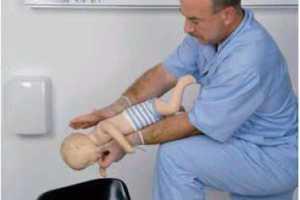 Jak udzielać pierwszej pomocy przy zadławieniu