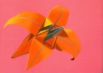 Jak zrobić lilię origami