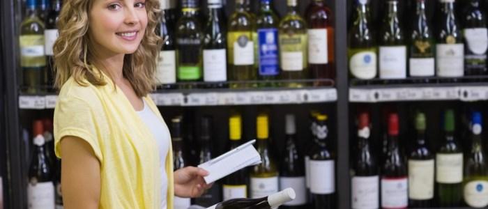 Liquor POS system