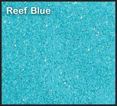Reef Blue Fiberglass Finish