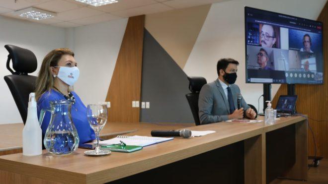 WhatsApp Image 2021 02 10 at 16.23.29 3 Rede de Controle da Gestão Pública do Piauí realiza primeira reunião de 2021 e traça as diretrizes para atuação