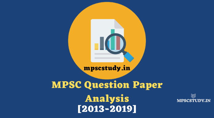 MPSC Question Paper Analysis