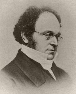 इंग्लिश गणितज्ज्ञ ऑगस्टस द मॉर्गन.