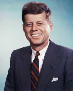 अमेरिकेचे लोकप्रिय अध्यक्ष जॉन केनेडी