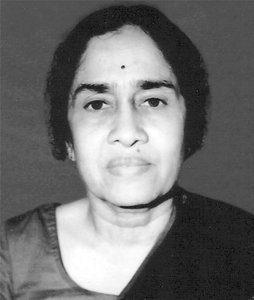 कमला सोहोनी – पहिल्या भारतीय महिला शास्त्रज्ञ