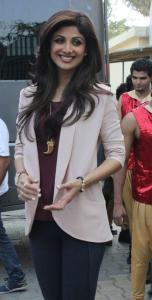 शिल्पा शेट्टी, भारतीय अभिनेत्री आणि निर्माता