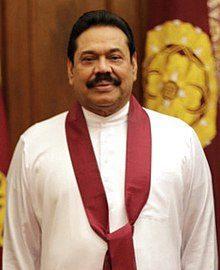 महिंदा राजपक्षे – श्रीलंकेचे ६ वे राष्ट्रपती, सैन्यप्रमुख