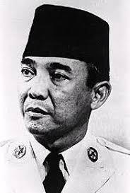 इंडोनेशियाचे अध्यक्ष सुकार्नो