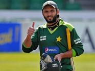 शाहिद अफ्रिदी – पाकिस्तानी क्रिकेटपटू