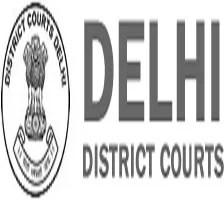 delhi district court logo