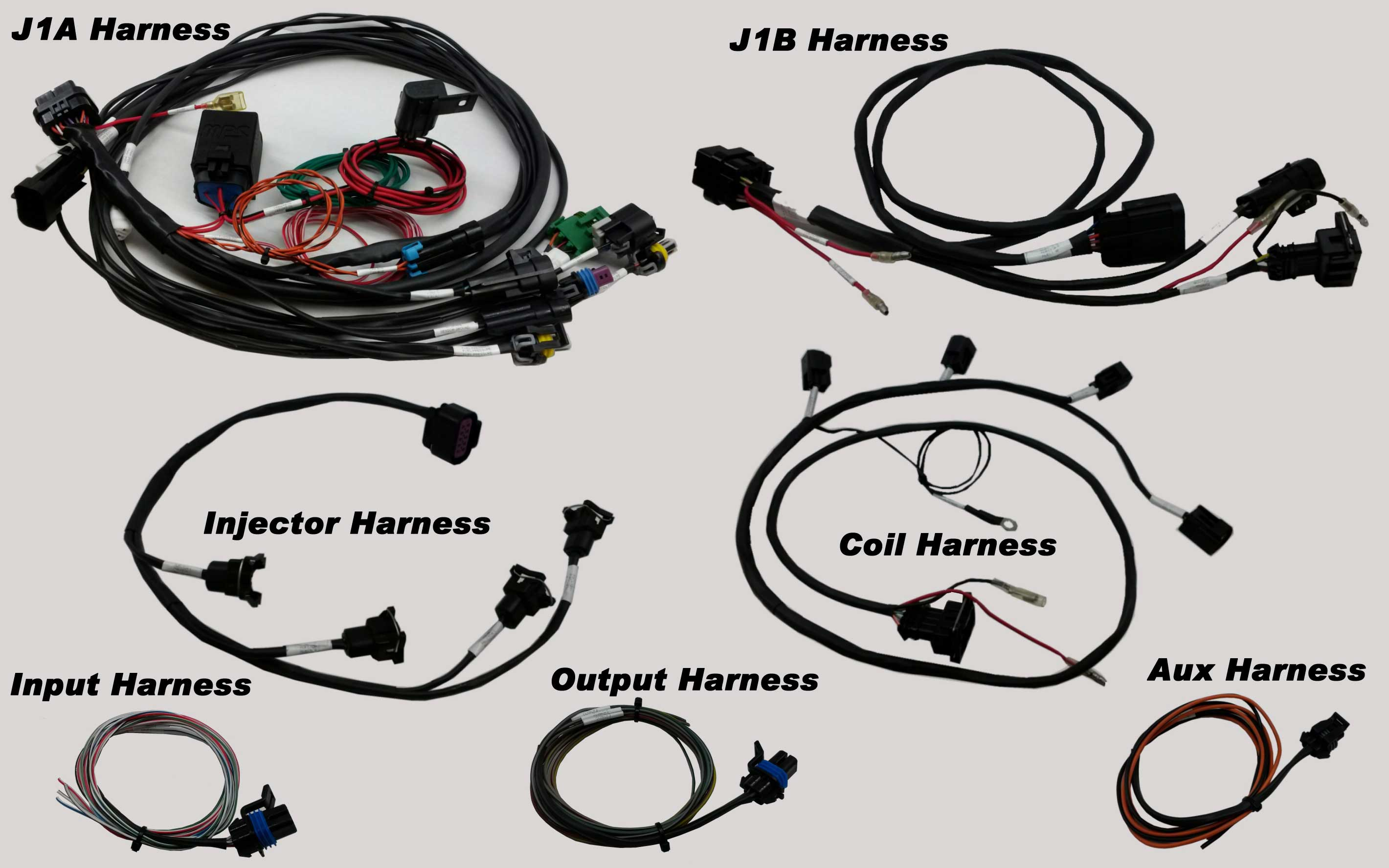 Aftermarket Radio Wiring Harness