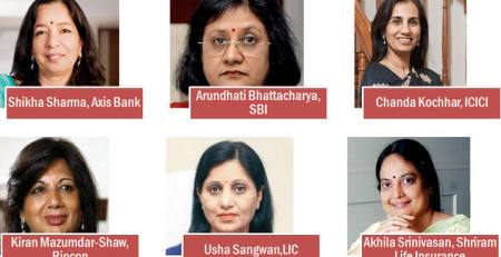 Business GK Asian powerful women Forbes
