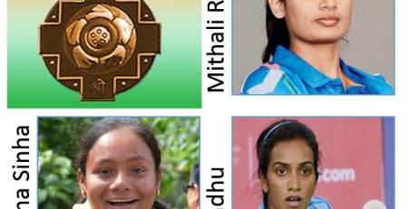 Padma Awards Women