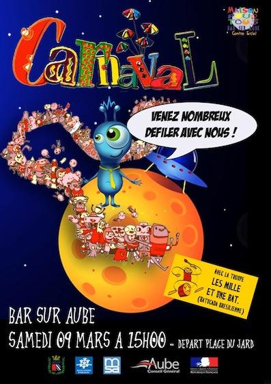 Carnaval 2013 MPT BAR SUR AUBE