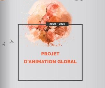 Ça y est ! Le projet d'animation global est disponible