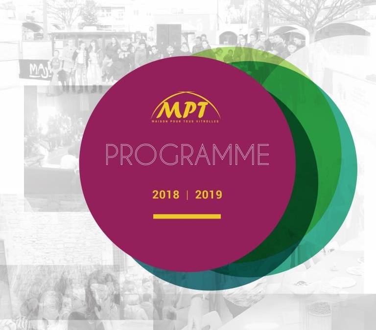 PROGRAMME 2018 – 2019