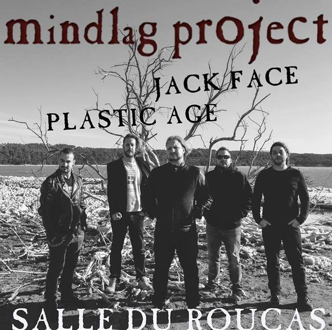 Live session – 20 ans de Mindlag project