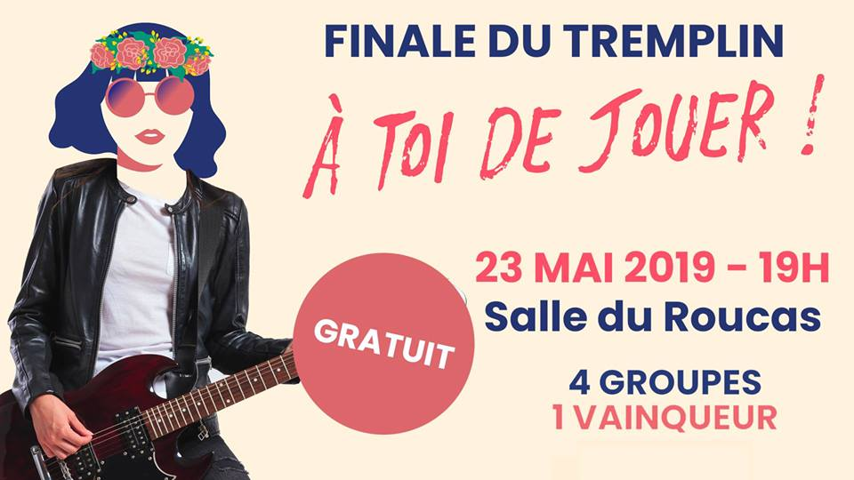 Final tremplin « à toi de jouer ! »