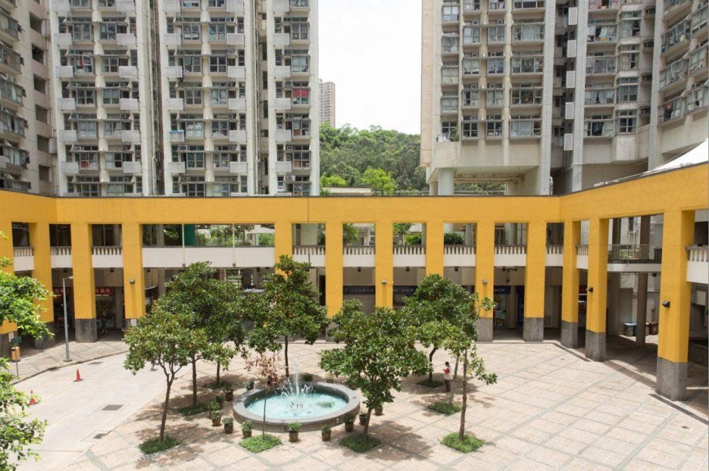 【綠色建築】首個環保屋邨 茵怡花園依風而建 -設計- 明周文化